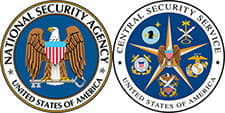 National Security Agency and Central Security Service logos