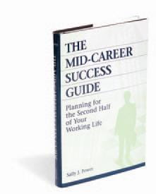 Book cover: 'The Mid-Career Success Guide'