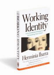 Book cover: 'Working Identitiy'