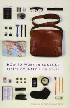 Book cover 'How to Work in Someone Else's Country'