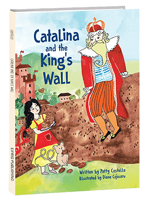 Patty Costello's book Catalina and the King's Wall