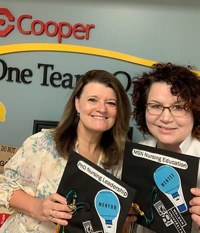 Enhancing Nursing through Mentorship