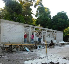 Global Days of Service: Helping in Haiti