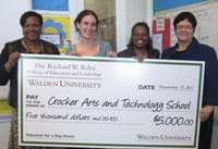 2011 Educator for a Day grant recipients