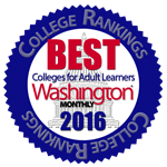 Best Colleges for Adult Learners 2016 logo