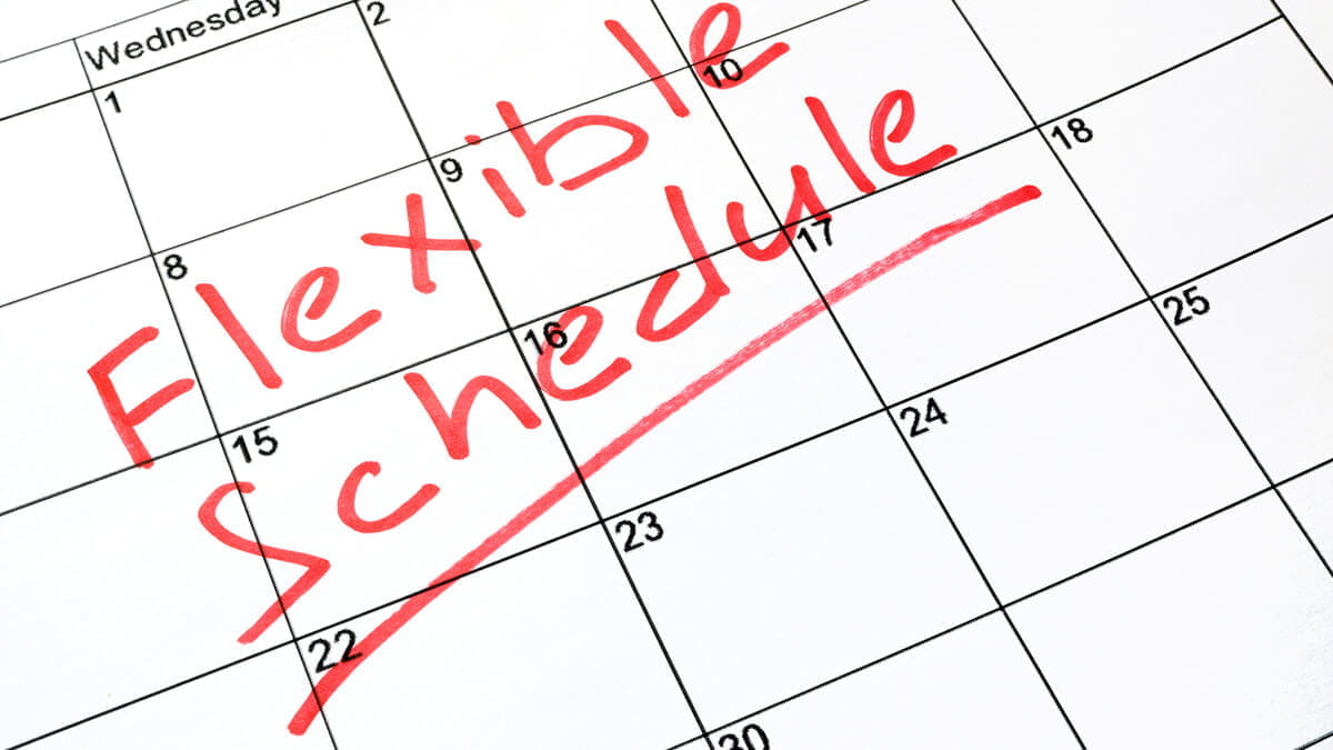 As an HR Manager, You Can Help Build Flexibility Into Employee Schedules