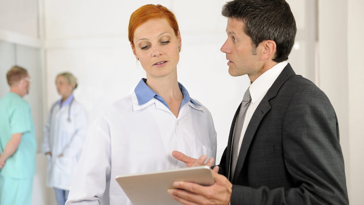 What Does a Healthcare Administrator Do?