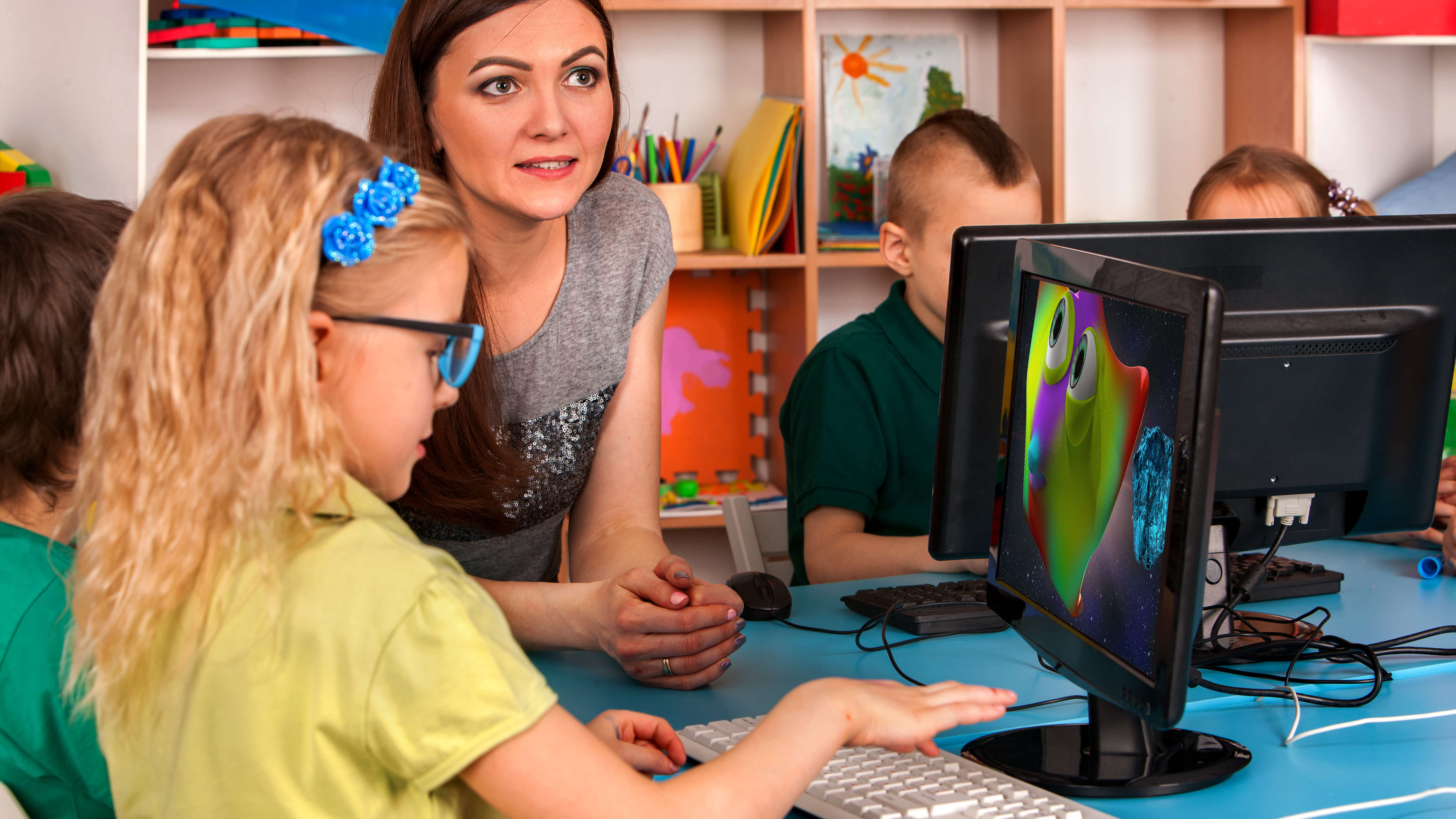 Six Ways Video Games Support Classroom Learning