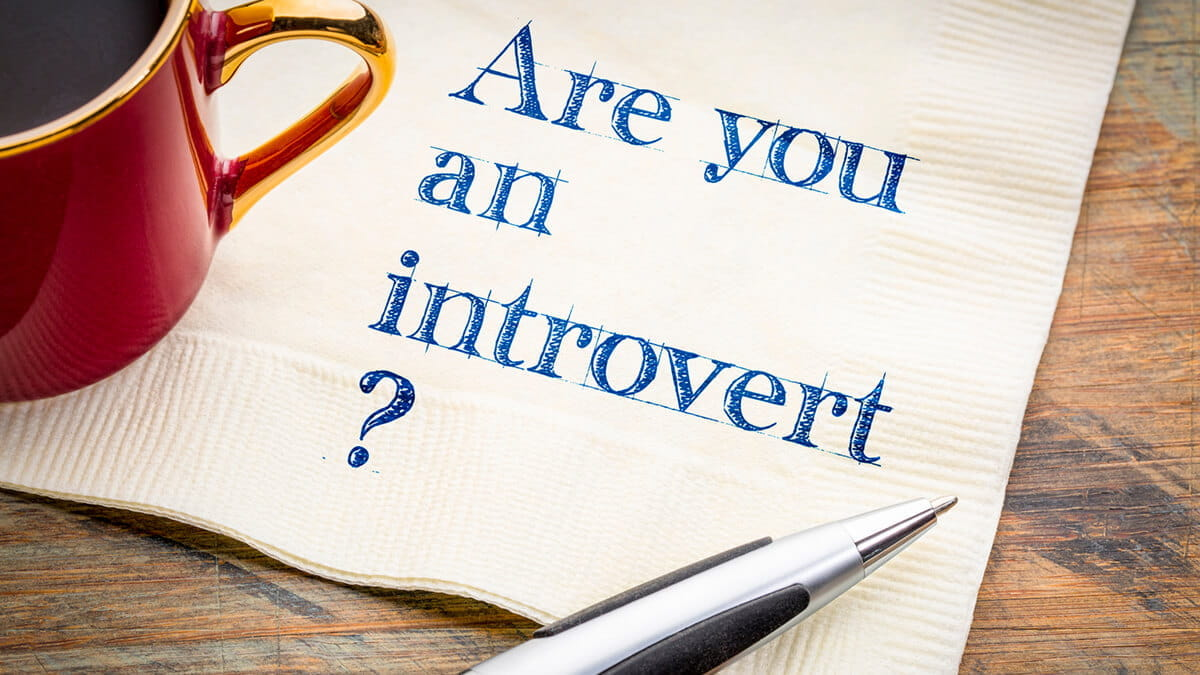 Five Benefits of Being an Introvert