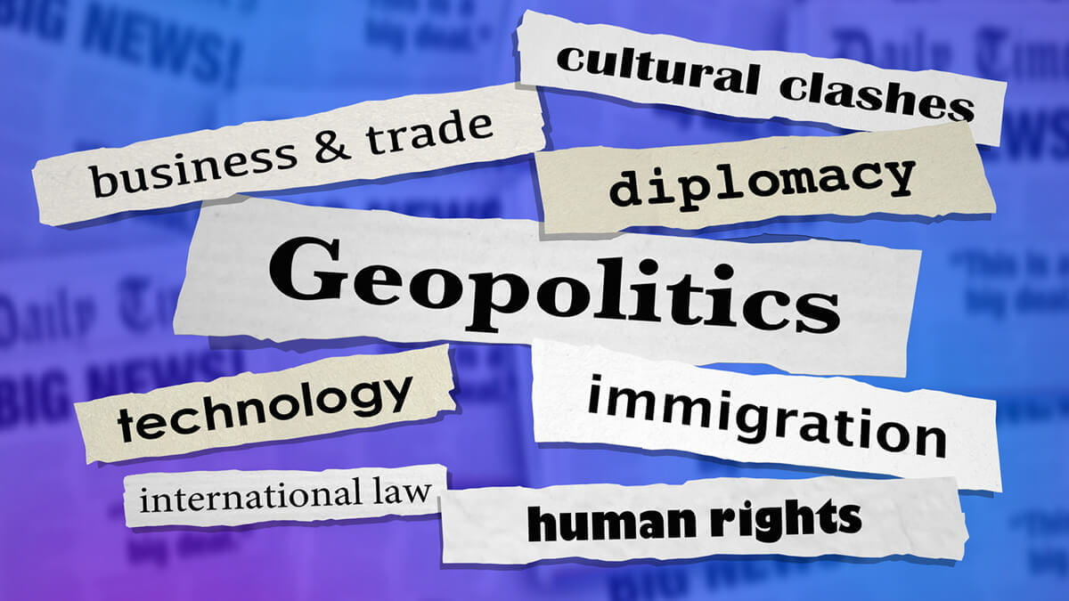 What Is Geopolitics? What Everyone With a Public Policy Degree Should Know