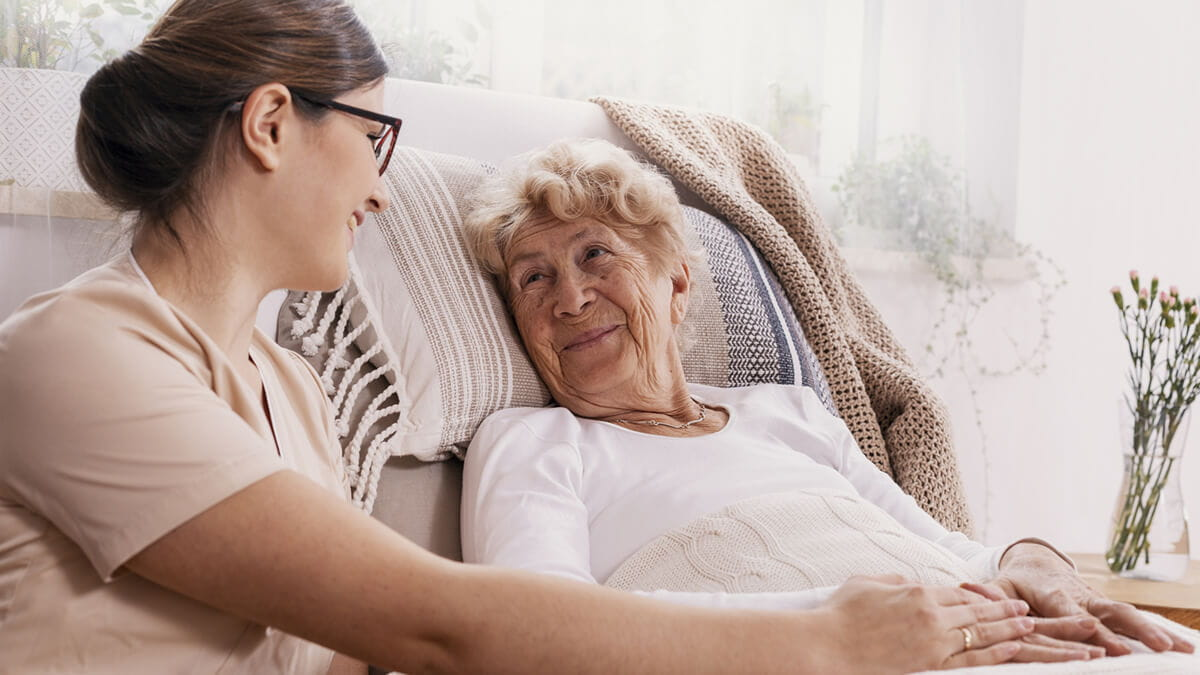 The Value of Having Hospice Social Workers