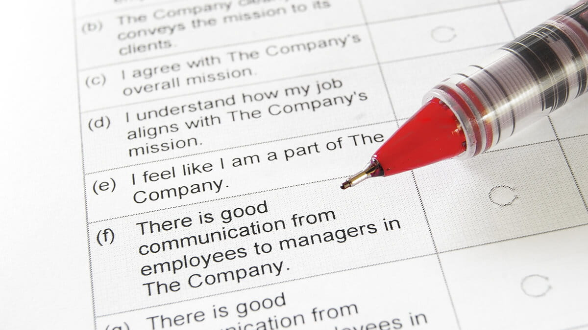 Employee Surveys: A Few Pros and Cons