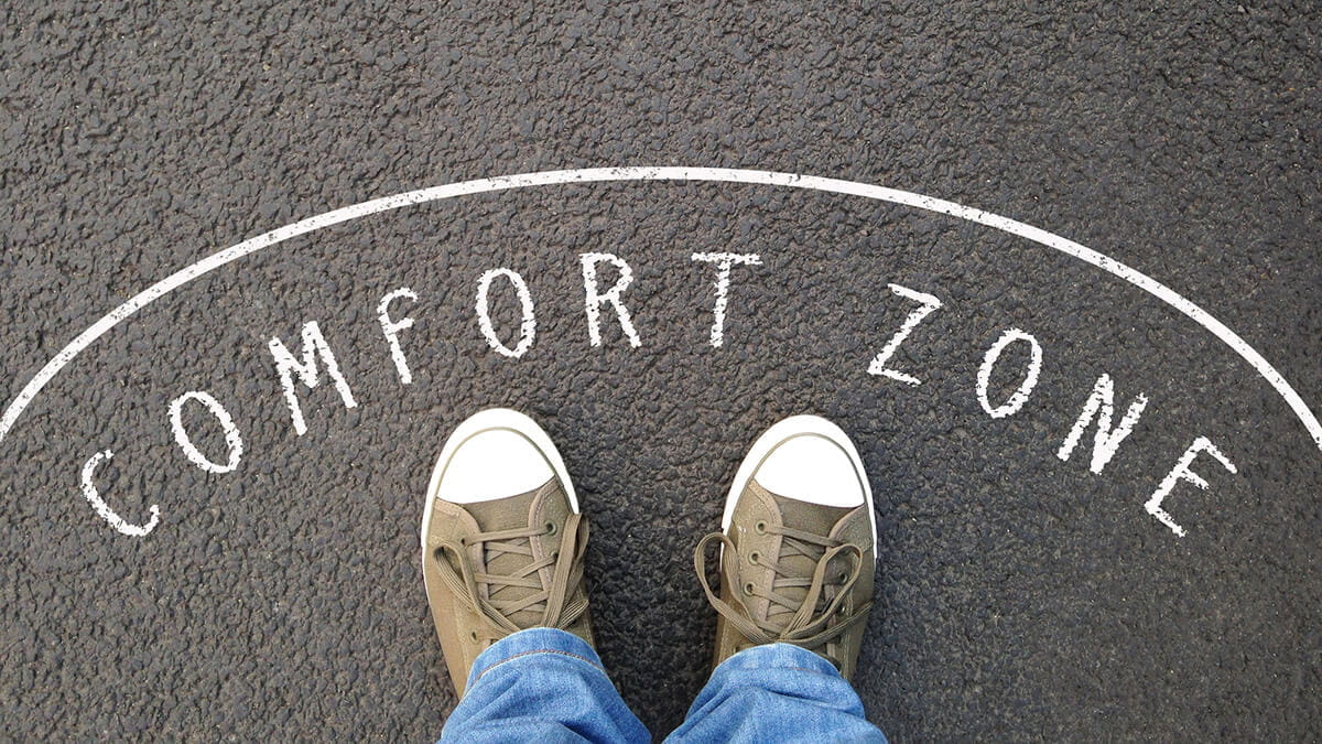 The Pros and Cons of Comfort Zones