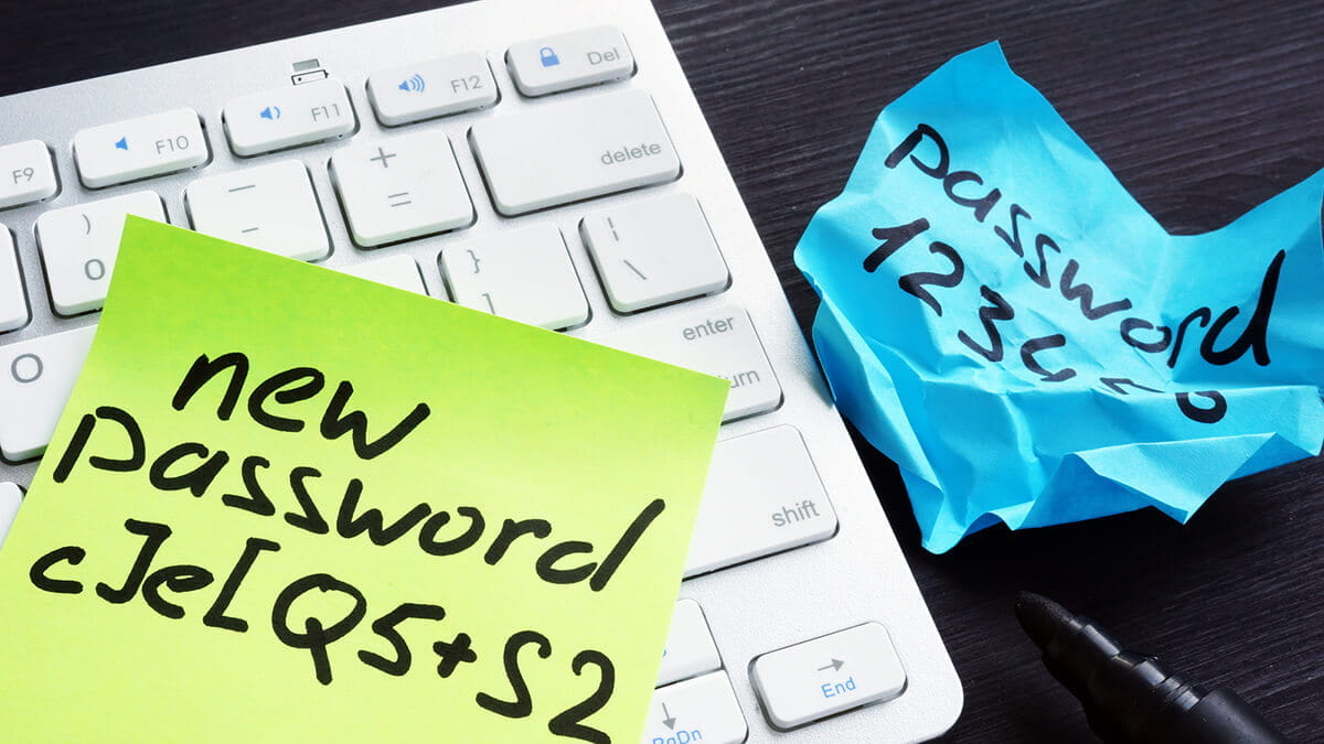 Cybersecurity 101: Why Choosing a Secure Password Is So Important
