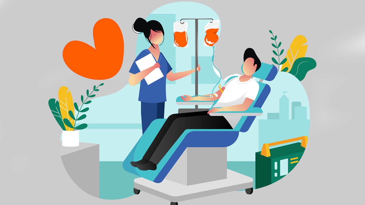 Health Education: Understanding the Four Types of Blood Donation