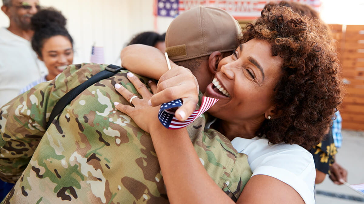 MS in Clinical Mental Health Counseling Course Insight: How Military Wives Cope During Deployment