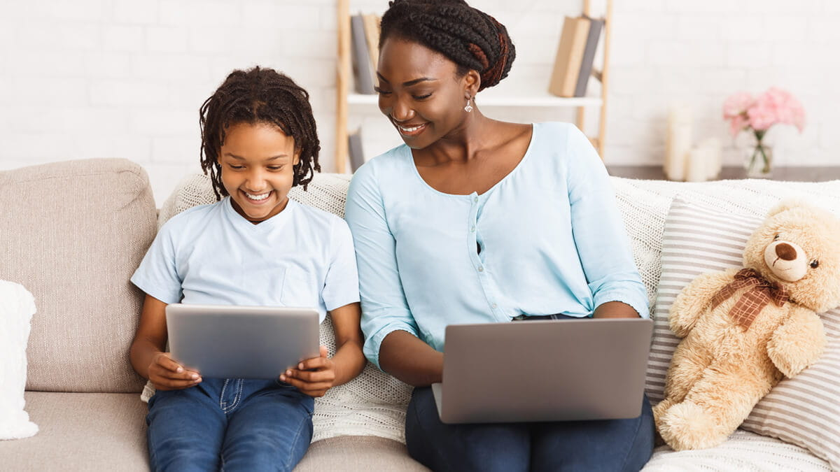 8 Tips for Families Setting up Remote Schooling Due to COVID-19