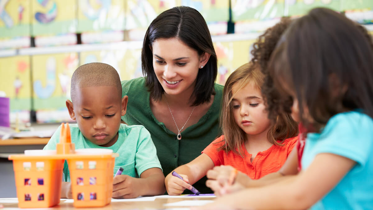 Using Early Childhood Degree Learnings to Support Oral Language Development in Preschoolers