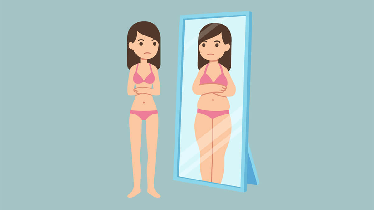 What Is Body Dissatisfaction And How Does It Lead To Eating Disorders |  Walden University