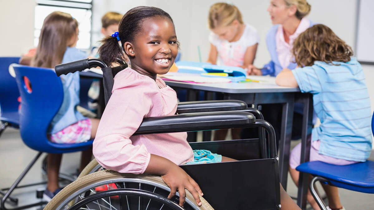 Educating Students With Learning Disabilities Related to Congenital Birth Defects