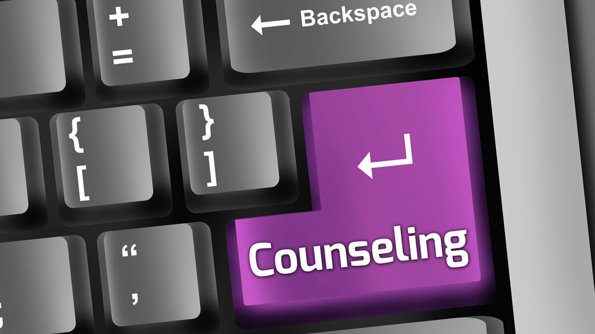 How Does Online Counseling Work?