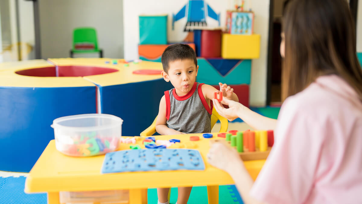 Why We Need More Early Childhood Special Education Professionals