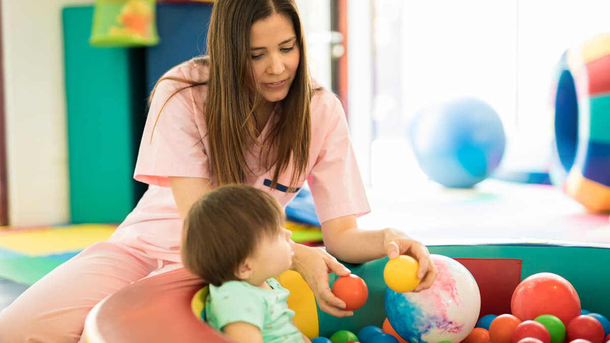 Achieve Your Early Childhood Education Career Goals at Your Pace