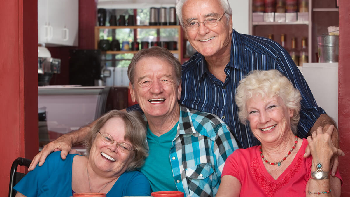 Why Social Networks Are Important to Aging Adults