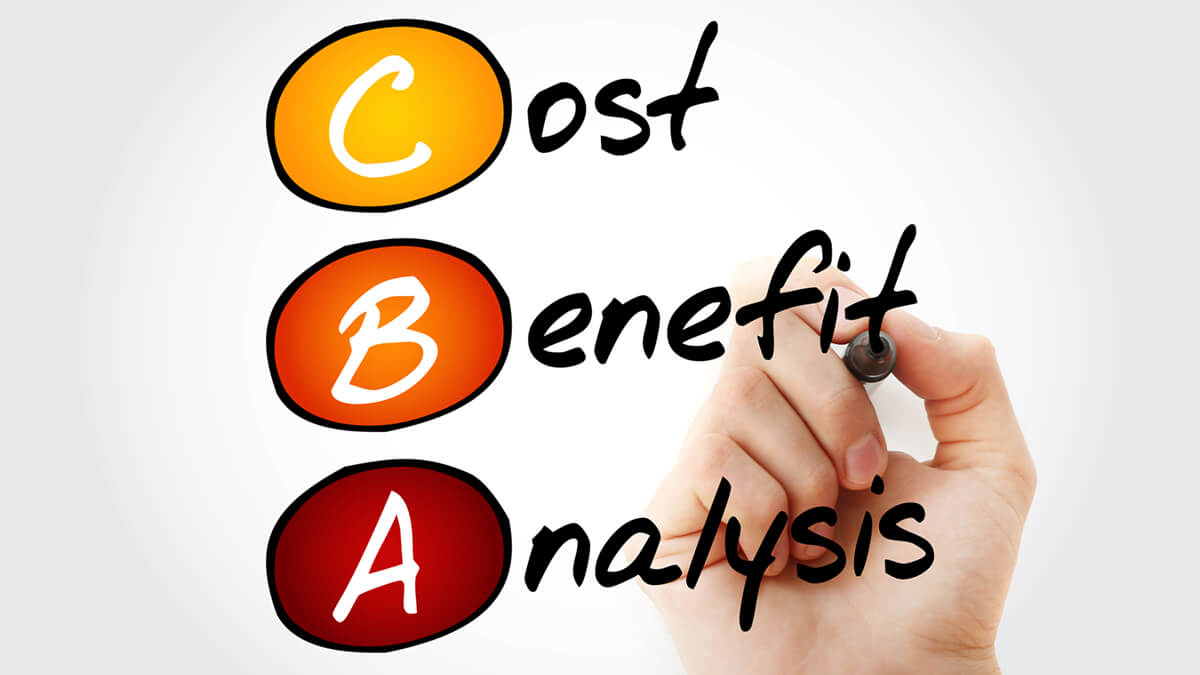 Business Management Insight: How a Cost-Benefit Analysis Works   Walden  University