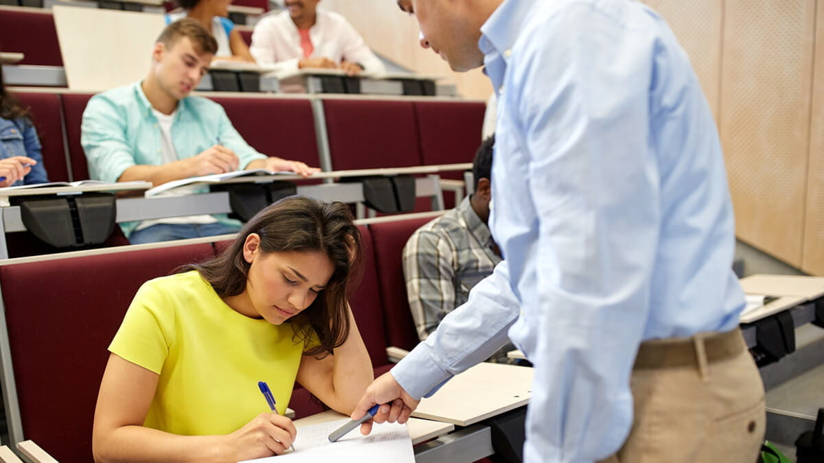 Using Your MS in Higher Education to Promote Academic Rigor