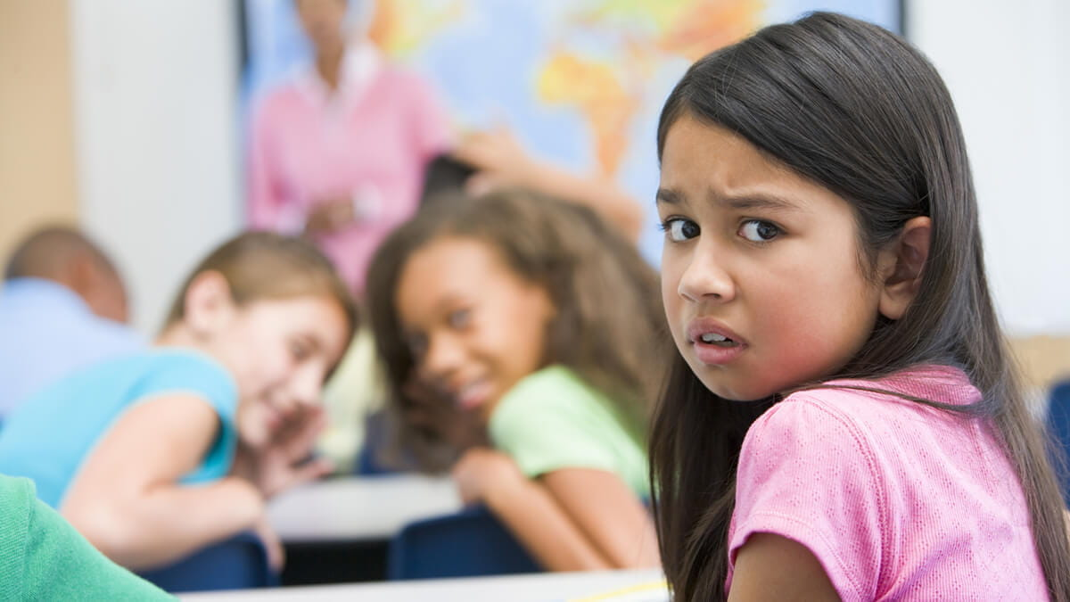 Four Things Every Child Should Learn to Combat Bullies