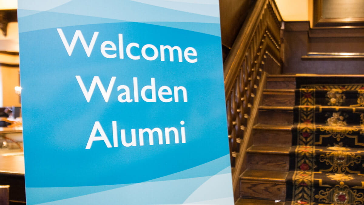 10 Great Things About Becoming a Member of the Walden University Alumni Community
