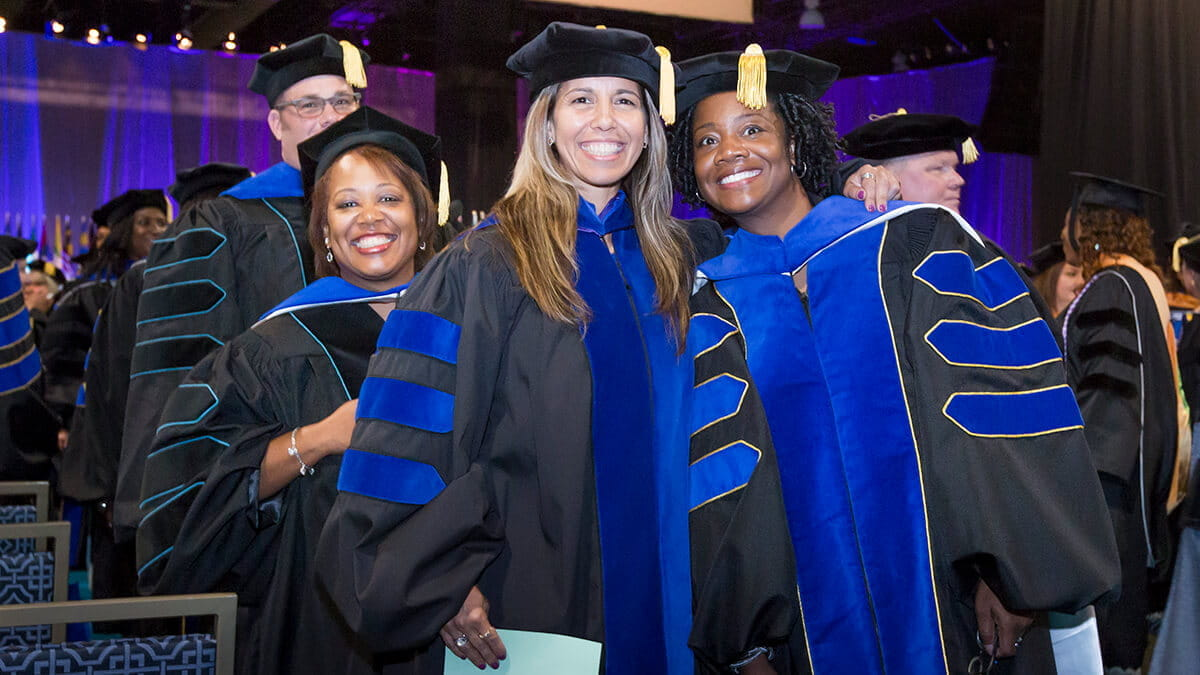 What's the Most Difficult Part About Earning a Doctorate? | Walden  University