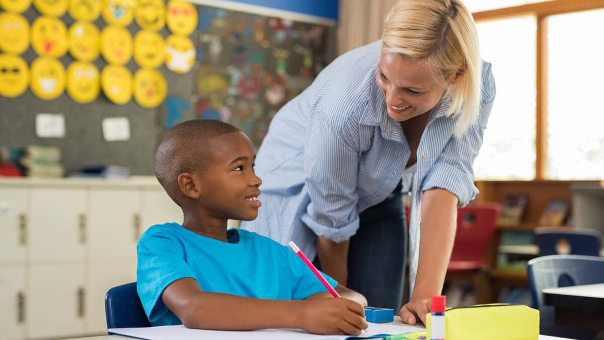 A Teacher's Checklist For Making Every Child Feel Special