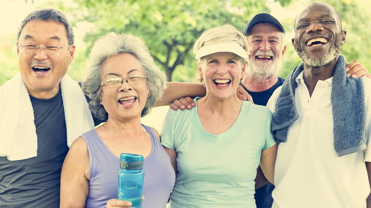 Aging Well: Helping the Elderly Maintain Independence